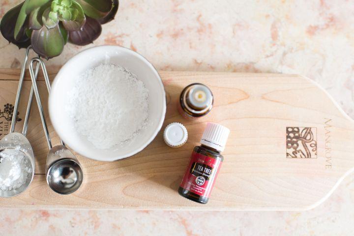 DIY Body Powder