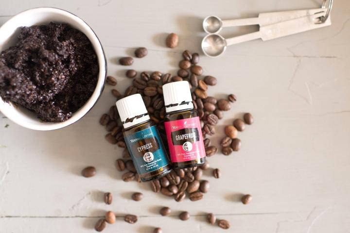 DIY Coffee CelluliteScrub