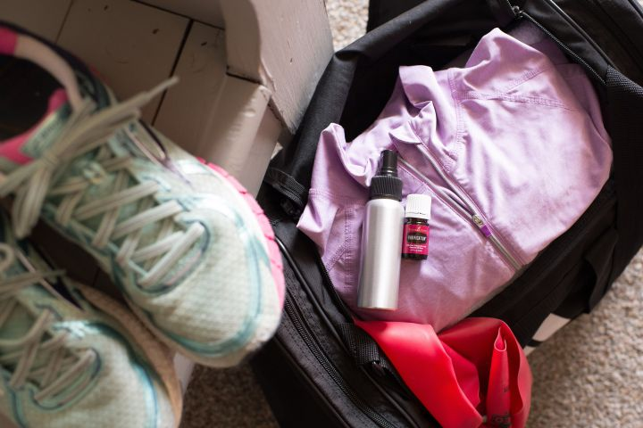DIY Gym Bag Refresher Spray