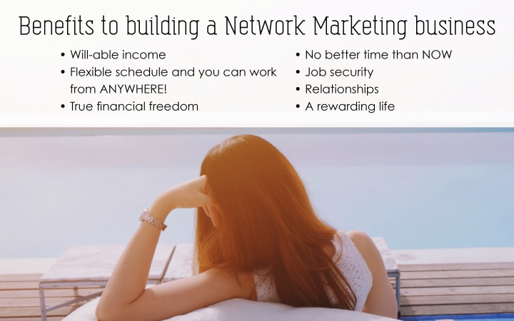 Why I chose Network Marketing as my profession?